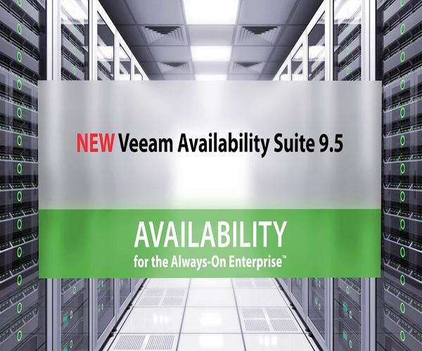 Veeam Availability for the Always-On Enterprise Products