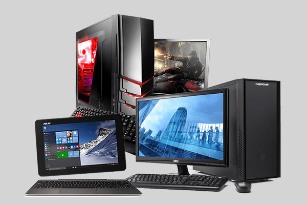 New Computer & Laptop Services
