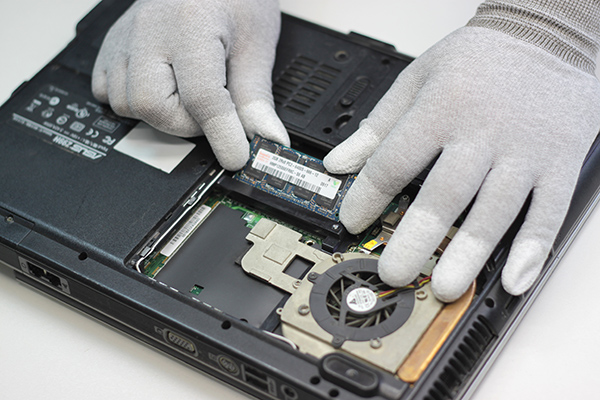 Laptop & PC Upgrade Services